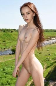 Pala Naked Outdoor Teen