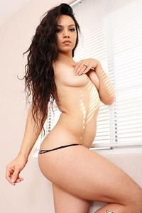 Tianna Shows Perfect Ass