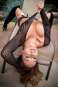 Nikki Sims Mesh Outfit