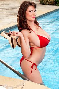 Valory Irene Red Bikini