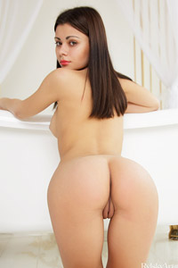 Precious Shows Firm Ass