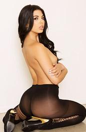 Gina Valentina Ripped Pantyhose
