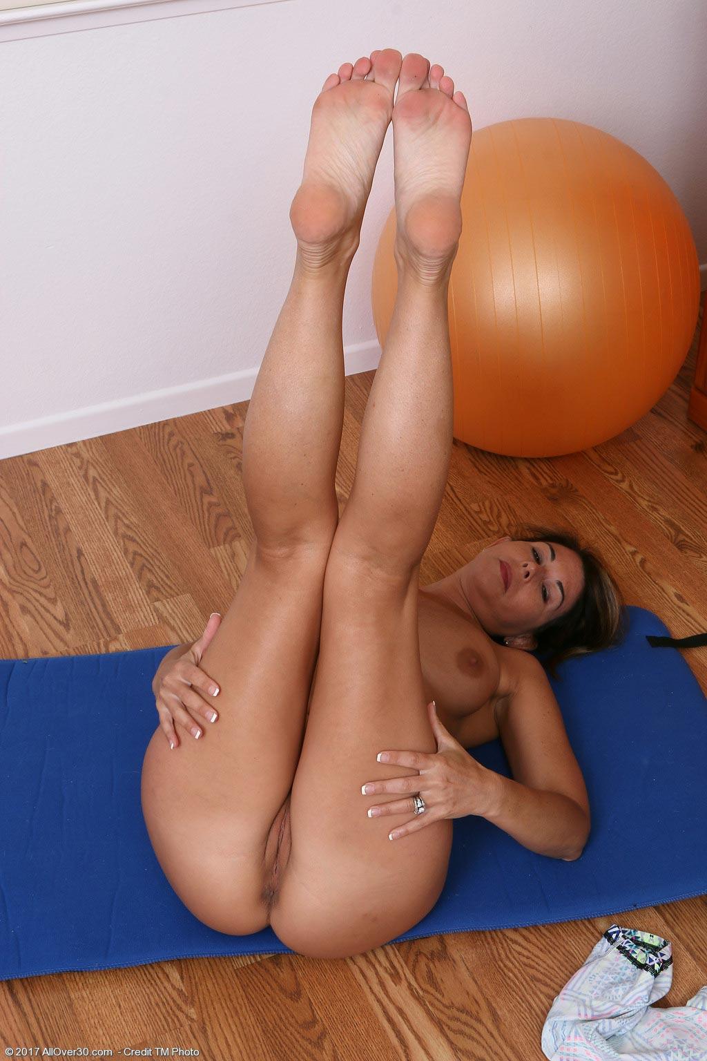 Niki Hot Workout Cougar-3940