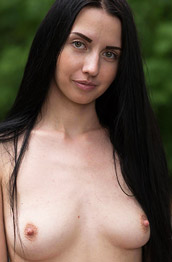 Veronica Snezna Nude Nature Girl