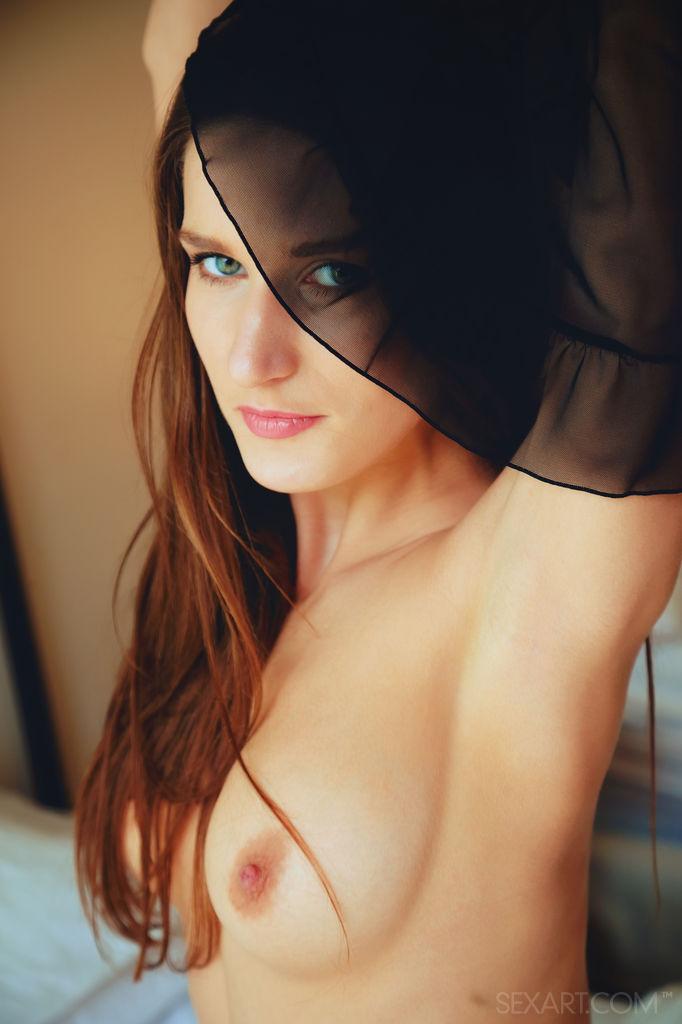 image Babe lana rhoades strips down