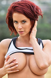 Emily Addison Hot Athletic Milf