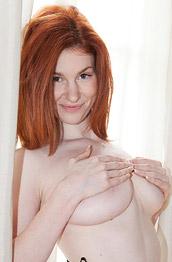 Emily Archer Polka Dot Dress
