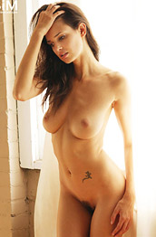 Karmen Nude in Window Light