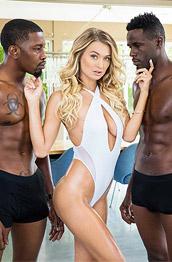 Natalia Starr MMF Threesome