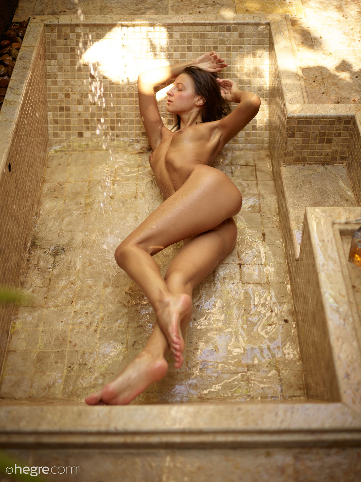 Melena Maria Backyard Shower