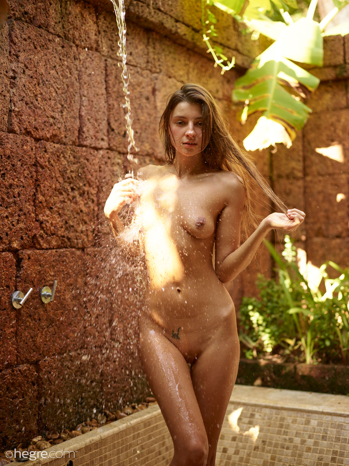 Opinion you nude outdoor shower room photoes excellent words