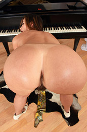 Helena Price Milf Strips by the Piano