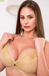 Cathy Heaven Busty Milf With Round Melons