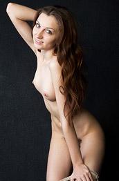 Melissa Ray Teasing in her Panties