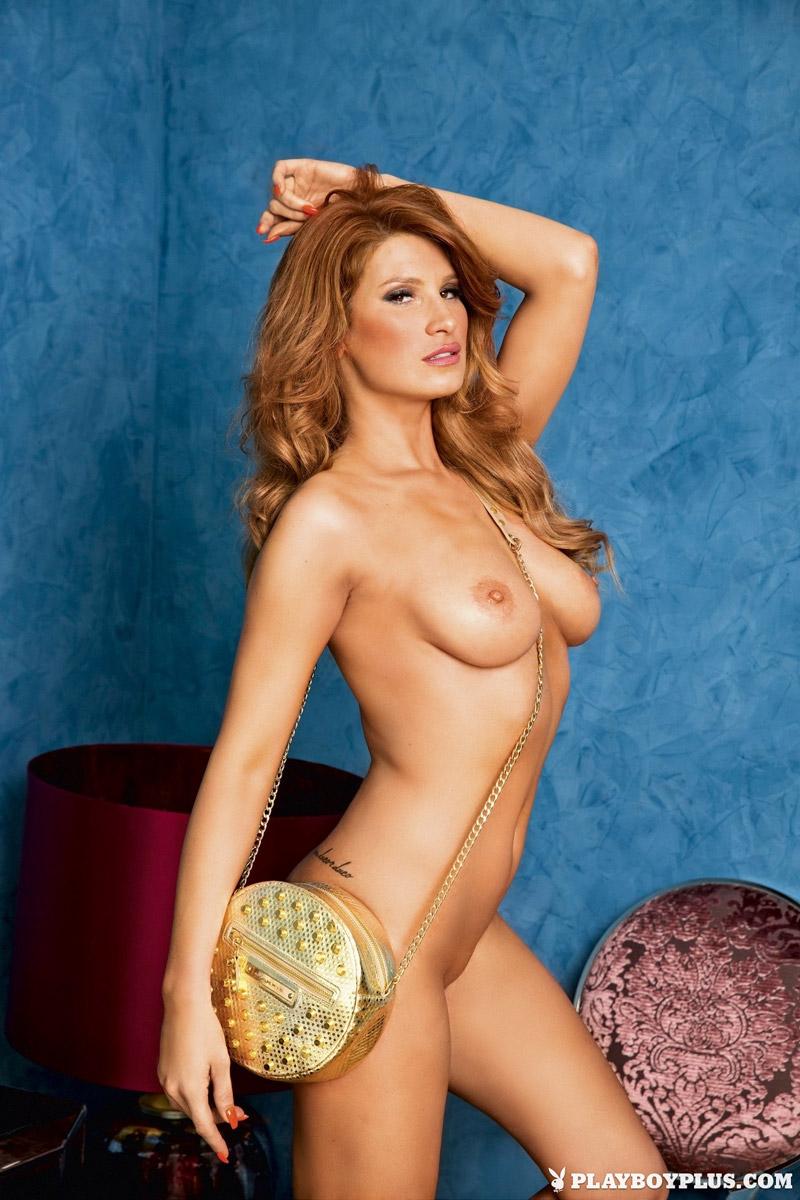 Kataya Naked For Playboy Slovenia-8167
